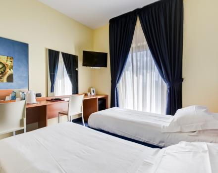 For your lodging in Lamezia Terme, choose BW Hotel comfort Class