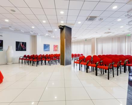 Meeting rooms for meetings and conventions in the 4 star Best Western Hotel Class